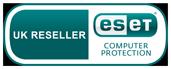 NationalICT and ESET logo