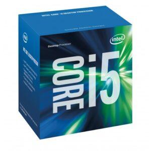 Intel i5 7400 CPU